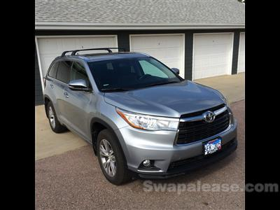 2015 Toyota Highlander lease in Sioux Falls,SD - Swapalease.com