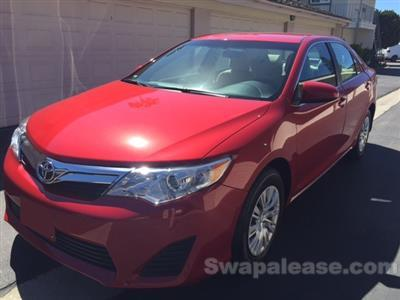 2013 Toyota Camry lease in Torrance,CA - Swapalease.com