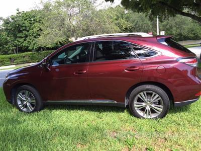 2015 Lexus RX 350 lease in Coral Gables,FL - Swapalease.com