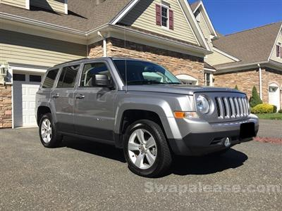 2014 Jeep Patriot lease in Randolph,NJ - Swapalease.com