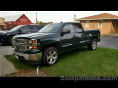 2014 Chevrolet Silverado 1500 lease in Castalia,OH - Swapalease.com