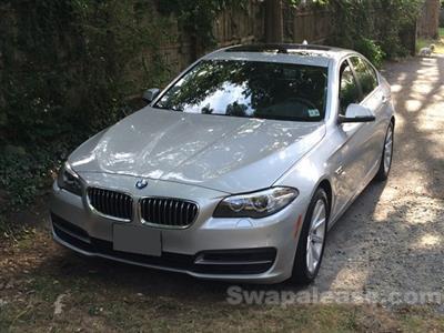 2014 BMW 5 Series lease in mendham,NJ - Swapalease.com