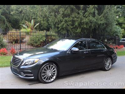 2015 Mercedes-Benz S-Class lease in Oakland,NJ - Swapalease.com