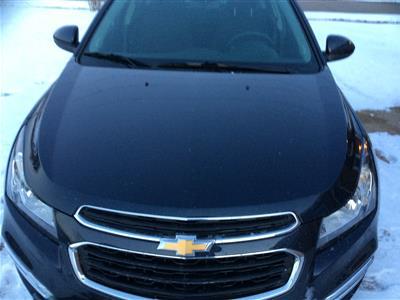 2015 Chevrolet Cruze lease in Cincinnati,OH - Swapalease.com