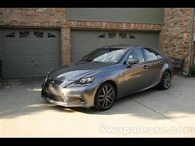 2014 Lexus IS 250 F Sport lease in Flower Mound,TX - Swapalease.com