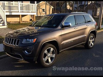 2014 Jeep Grand Cherokee lease in Manasquan,NJ - Swapalease.com