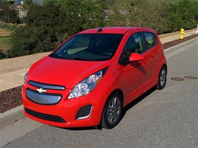 2015 Chevrolet Spark EV lease in Davis,CA - Swapalease.com