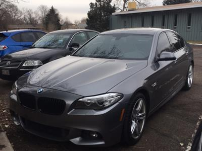 2015 BMW 5 Series lease in denver,CO - Swapalease.com