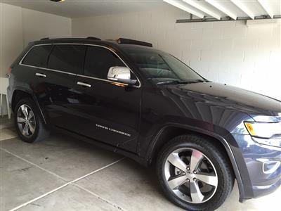 2014 Jeep Grand Cherokee lease in SCOTSDALE,AZ - Swapalease.com