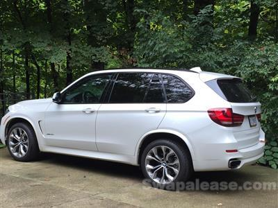 2014 BMW X5 lease in Akron,OH - Swapalease.com