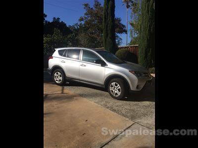 2014 Toyota RAV4 lease in los gatos,CA - Swapalease.com