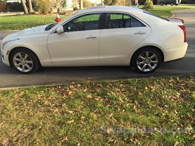 2014 Cadillac ATS lease in Cleveland,OH - Swapalease.com