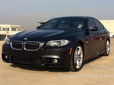 2015 BMW 5 Series lease in Dallas,TX - Swapalease.com