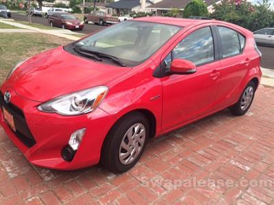 2015 Toyota Prius c lease in Redondo,CA - Swapalease.com