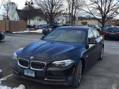 2014 BMW 5 Series lease in Darien,CT - Swapalease.com