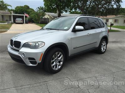 2011 BMW X5 lease in davie,FL - Swapalease.com