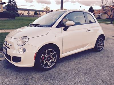 2015 Fiat 500 lease in Chicago,IL - Swapalease.com