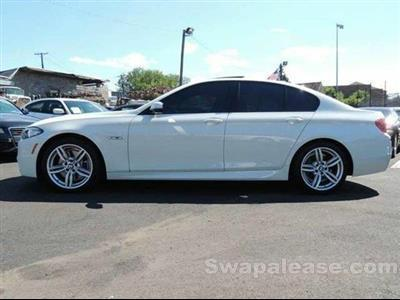 2014 BMW 5 Series lease in North Bergen,NJ - Swapalease.com