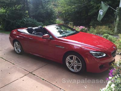 2014 BMW 6 Series lease in TraverseCity,MI - Swapalease.com