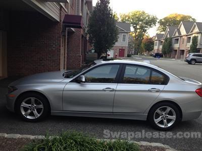 2014 BMW 3 Series lease in franklin lakes,NJ - Swapalease.com