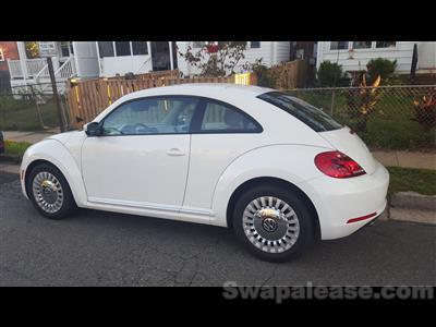 2014 Volkswagen Beetle lease in Alexandria,VA - Swapalease.com