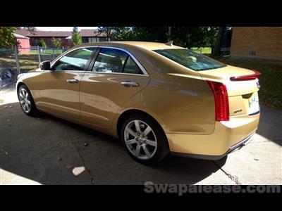 2013 Cadillac ATS lease in Warren,MI - Swapalease.com