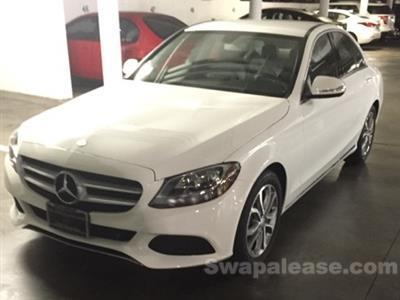 2015 Mercedes-Benz C-Class lease in San Mateo,CA - Swapalease.com