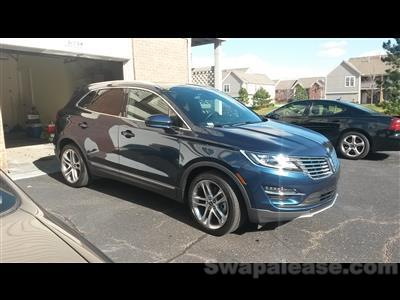 2015 Lincoln MKC lease in Chesterfield,MI - Swapalease.com