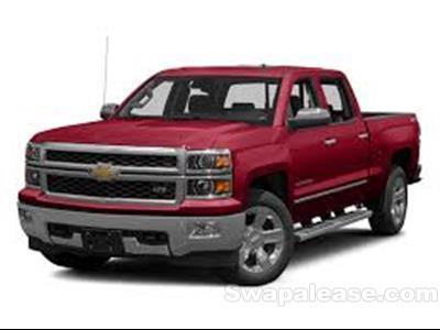 2014 Chevrolet Silverado 1500 lease in cincinnati,OH - Swapalease.com