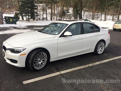 2014 BMW 3 Series lease in Kearny,NJ - Swapalease.com