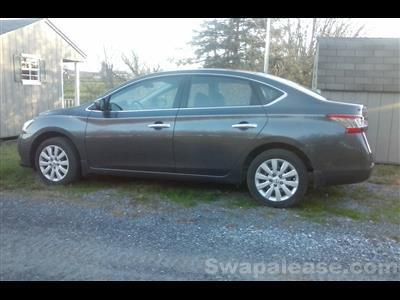 2015 Nissan Sentra lease in east earl,PA - Swapalease.com