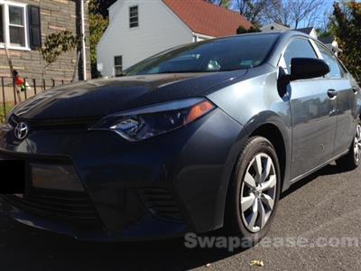 2015 Toyota Corolla lease in Chelsea,MA - Swapalease.com