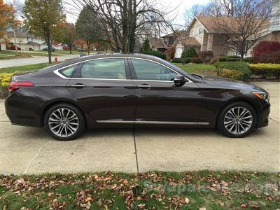 2015 Hyundai Genesis lease in Cleveland,OH - Swapalease.com