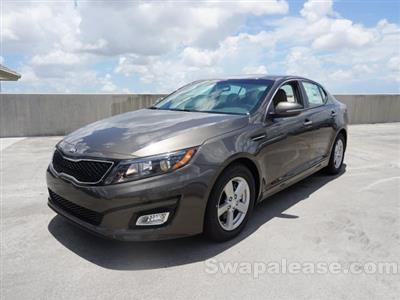 2015 Kia Optima lease in San Antonio,TX - Swapalease.com