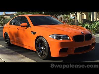 2014 BMW M5 lease in San Diego,CA - Swapalease.com