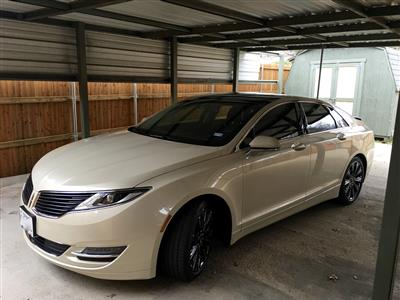 2016 Lincoln MKZ Hybrid lease in Dallas,TX - Swapalease.com