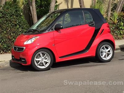 2015 smart fortwo lease in San Francisco,CA - Swapalease.com