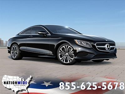 Mercedes benz s class coupe lease deals for Mercedes benz lease inspection