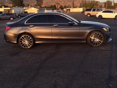 2015 Mercedes-Benz C-Class lease in Simi Valley,CA - Swapalease.com