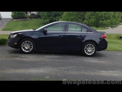 2014 Chevrolet Cruze lease in Ann Arbor,MI - Swapalease.com