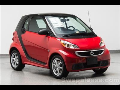 2014 smart fortwo lease in Tracy,CA - Swapalease.com