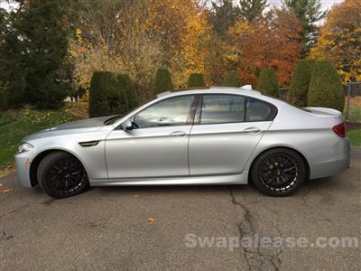 2014 BMW M5 lease in Endwell,NY - Swapalease.com