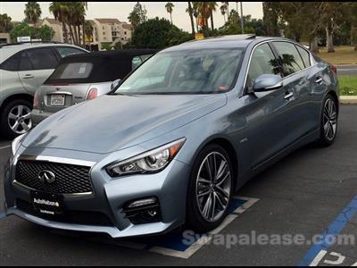 2015 Infiniti Q50S lease in Long Beach,CA - Swapalease.com