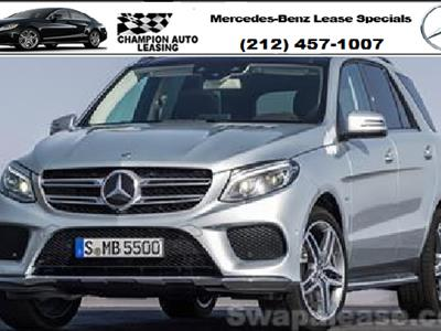 Mercedes benz gle class lease deals for Mercedes benz lease rates