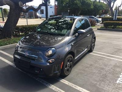 2014 Fiat 500e lease in santa monica,CA - Swapalease.com