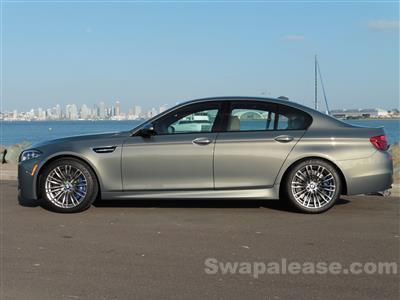 2015 BMW M5 lease in San Diego,CA - Swapalease.com