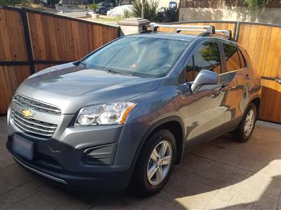 2015 Chevrolet Trax lease in Chula Vista,CA - Swapalease.com