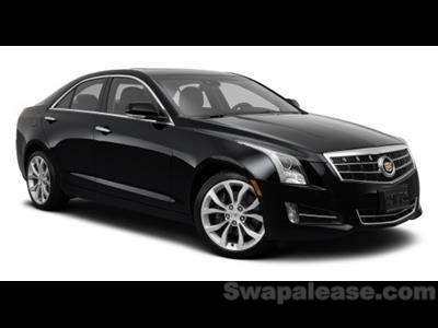 2014 Cadillac ATS lease in miami,FL - Swapalease.com