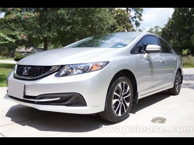 2015 Honda Civic lease in Houston,TX - Swapalease.com