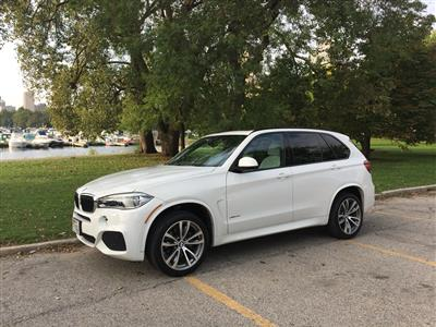 2014 BMW X5 lease in Chicago,IL - Swapalease.com